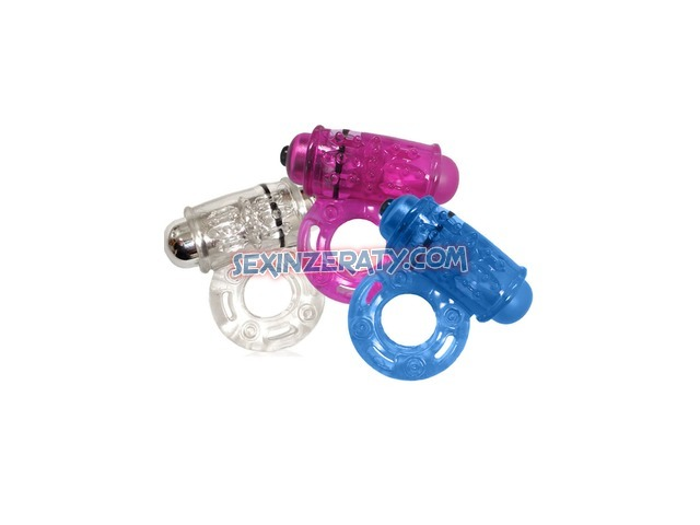 My Best Sex Shop, O WOW SILICONE COCK RING WATERPROOF ASSORTED COLORS
